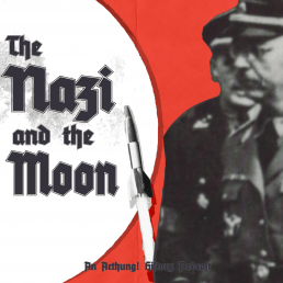 album art for The Nazi and the Moon