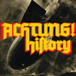 achtung history cover art